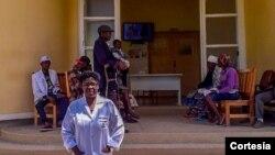 Dispensário Anti-Tuberculose no Huambo