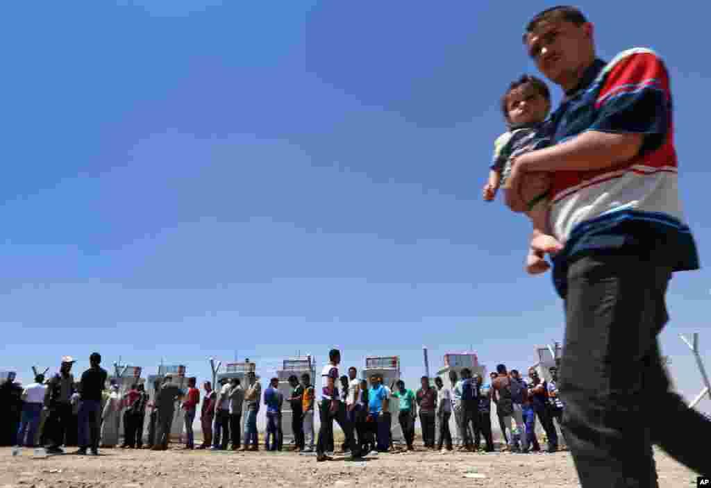 Փախստականներն աշխարհում