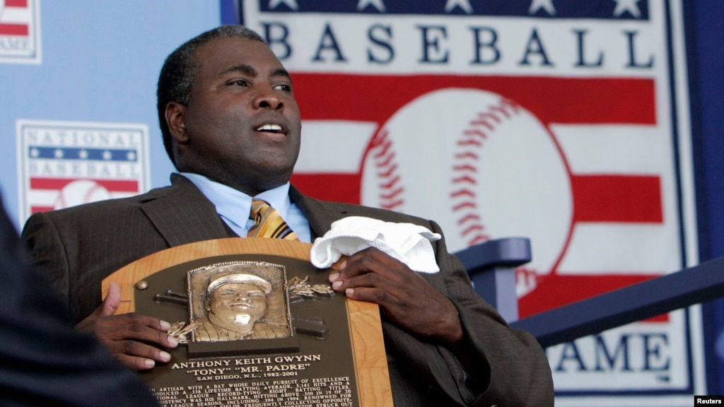 Tony Gwynn's Family Sues Tobacco Industry Over His Death