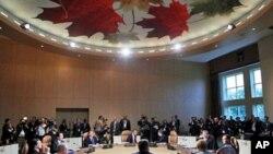Les dirigeants du G8 ont condamné Pyongyang et critiqué l'Iran, tout en estimant que le blocus de la Bande de Gaza doit cesser