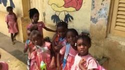 São Tomé e Príncipe: Organizações promovem alimentação saudável nas escolas