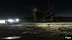 انفجار در اتوبوس سپاه در سیستان و بلوچستان