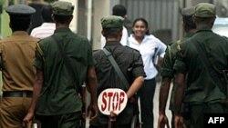 Tù nhân nổi loạn tại Sri Lanka, 19 người bị thương