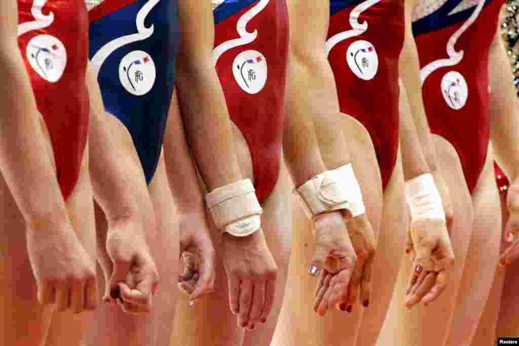 Олимпийцы. «Жажда вечная неба коснуться»