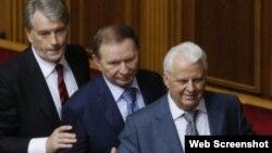 Ukraynanın sabiq prezidentləri Bakıda toplaşacaq