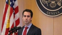 Ông Daniel Baer, Phó Trợ lý Ngoại Trưởng Hoa Kỳ đặc trách Dân chủ, Nhân quyền và Lao Động,