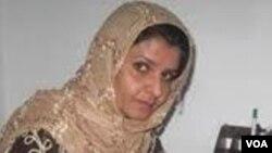 گلثوم صدیقی، حقوقدان در هرات