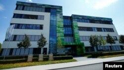 资料照: 德国生物技术公司BioNTech在美因茨的总部。