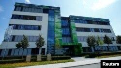 Штаб-квартира германской компании BioNTech (архивное фото)