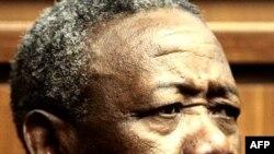 Cựu Tổng Giám đốc Cảnh sát quốc gia Nam Phi Jackie Selebi