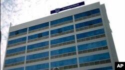 Sede do Banco Standard em Angola