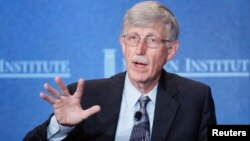 Francis Collins, director de los Institutos Nacionales de Salud (NIH) de Estados Unidos.