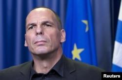 Bộ trưởng Tài chính Hy Lạp Yanis Varoufakis