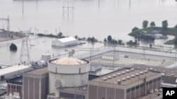 美國一個安全工作小組表示美國的核電站目前對公眾安全不構成威脅﹐但表示需要改革。圖為位於內布拉斯加州得一個核電站。