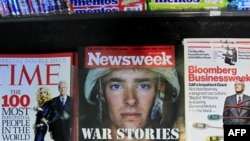 Наступление на свободу прессы в России продолжается