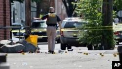 Mesto pucnjave u Trentonu, Nju Džersiju