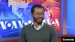 Politólogo Issau Agostinho