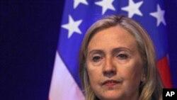 Bivša državna sekretarka Hilari Klinton