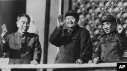 从林副统帅到林贼的林彪以及毛泽东、文革(37图)
