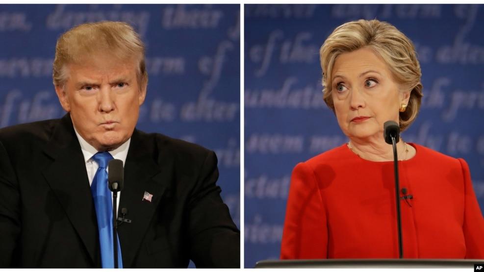 Cuộc tranh luận tổng thống đầu tiên giữa ứng cử viên Đảng Cộng hòa Donald Trump và ứng cử viên Đảng Dân chủ Hillary Clinton được tổ chức tại Đại học Hofstra ở Hempstead, bang New York, ngày 26 tháng 9, 2016