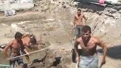 Zbulime të reja arkeologjike në Durrës