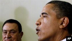 Obama Mubaraku: Status quo neodrživ, tranzicija treba početi odmah