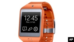 Jam tangan dengan sistem komputerisasi, Samsung Gear 2 Neo.