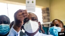Umsekeli kamongameli welizwe, uMnu. VConstantion Chiwenga.