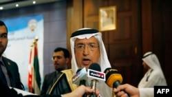 Menteri Kelistrikan dan Air Saudi Arabia, Abdullah al-Hussayen, Kuwait City. (foto: dok.)