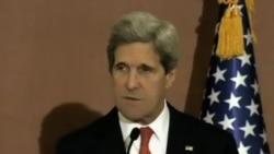 John Kerry: Launching N. Korean Missile Would Be 'Huge Mistake'