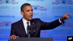 Presiden Amerika Serikat Barack Obama (30/4)