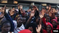 Embuthanweni wokualelisa uNkosikazi Vimbai Tsvangirai Java