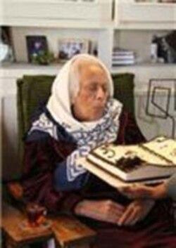 تولد نود سالگی سيمين دانشور