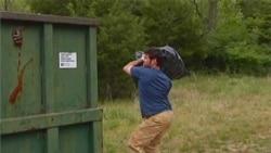 Student Focuses Lens on Illegal Dumping