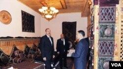 Şamaxı rayonunun keçmiş icra hakimiyyəti başçısı Asif Məmmədov