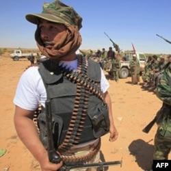 Pobunjenici u Libiji