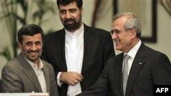 Presidenti iranian fillon një vizitë dy-ditëshe në Liban