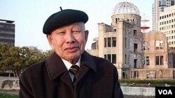 Keijiro Matsushima dice que la gente japonesa se olvidó rápidamente de los horrores de la bomba atómica de 1945.