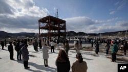Japan Marks 2nd Tsunami Anniversary