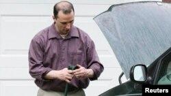 Everett Dutschke, tersangka yang didakwa mengirim surat-surat beracun yang mematikan kepada para pejabat AS (foto: dok).