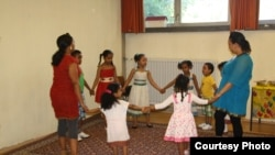 Teaching Ethiopian culture for Ethiopian- Germany kids