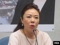 台灣在野黨國民黨立委李彥秀