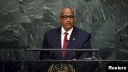 El ministro de Relaciones Exteriores somalí, Abdisalam Omer, expresó optimismo por la reapertura de la embajada de su país en EE.UU.