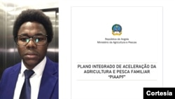 Jorge Delfim, engenheiro agrónomo