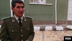 El general René Sanabria era director de la Fuerza Especial de Lucha Contra el Narcotráfico, hasta que se descubrió que traficaba cocaína.