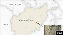 Qazni, Əfqanıstan