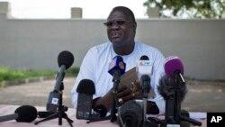 리에크 마차르 남수단 전 부통령 (자료사진)