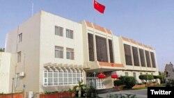 چینی قونصل خانے کی عمارت