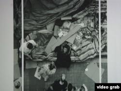 تصویری از شهر قاهره در غرفه مصر