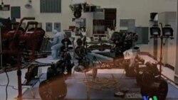 2011-11-26 粵語新聞: 美國太空總署將發射火星漫游者